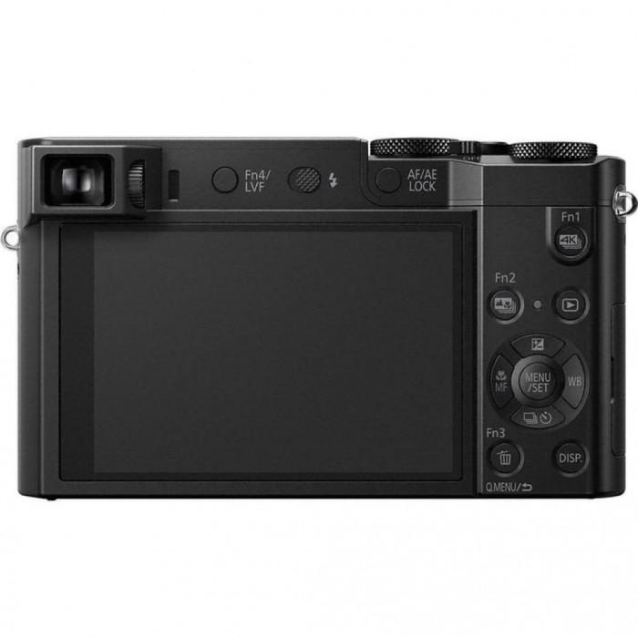Цифровая Фотокамера Panasonic DMC-TZ100EEK Black