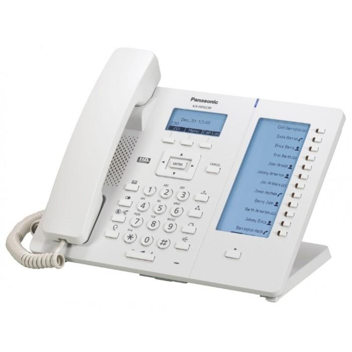 Проводной IP-телефон Panasonic KX-HDV230RU
