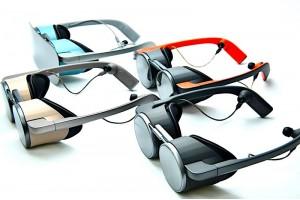VR-очки Panasonic на выставке 2020 International CES
