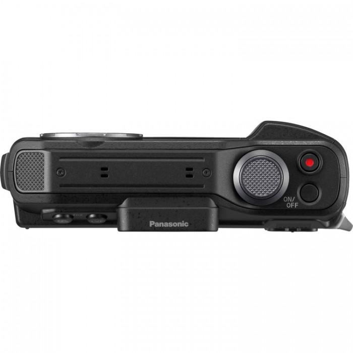 Цифр. фотокамера 4K Panasonic LUMIX DC-FT7EE-K Black