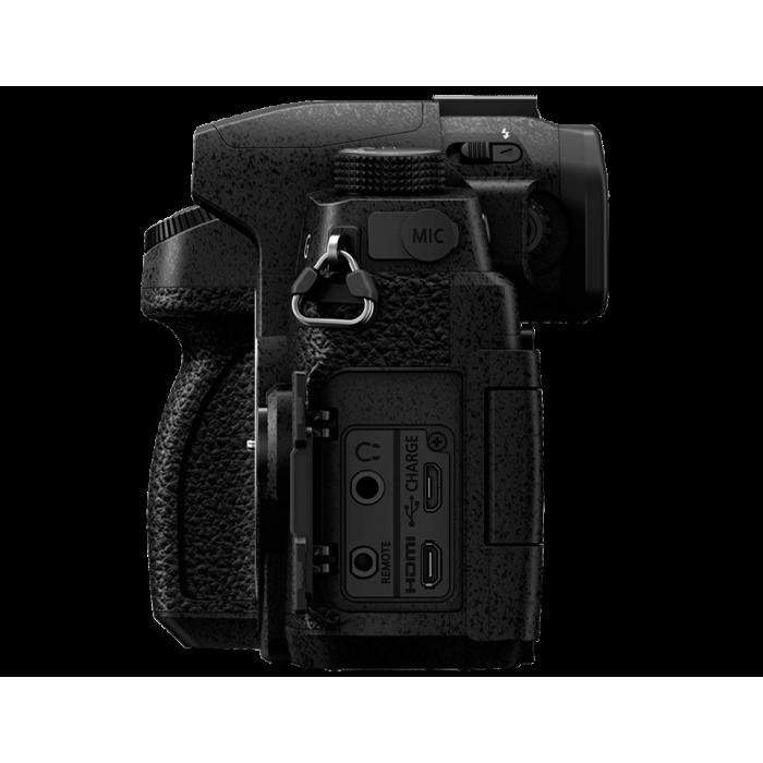 Цифровая фотокамера Panasonic DC-G90 Kit 12-60mm Black