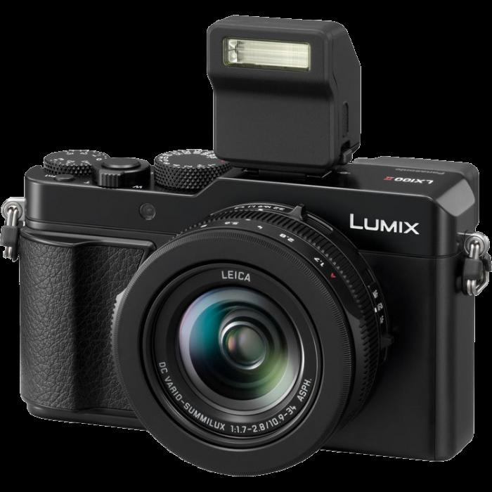 Цифровая фотокамера Panasonic LUMIX DMC-LX100 M2 black