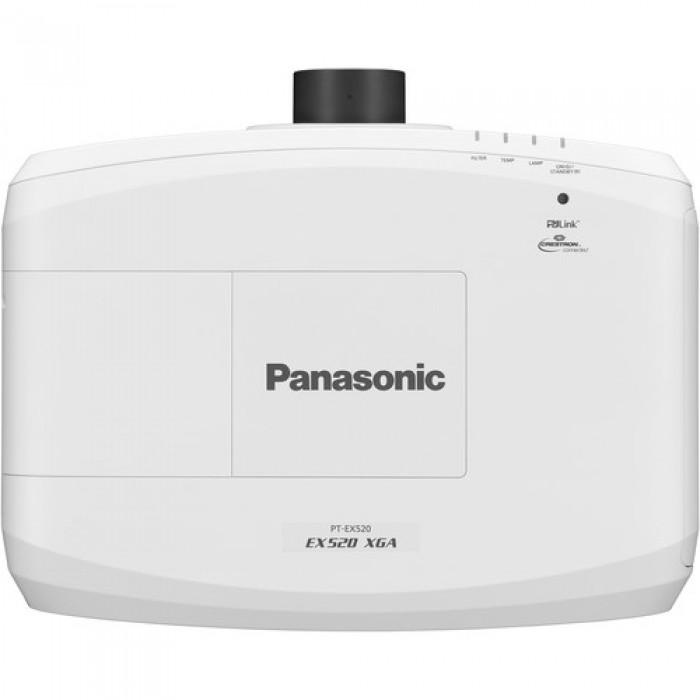 Проектор  Panasonic PT-EX520E LCD, XGA (1024х768), 5300 lm, 2000:1, сменная оптика