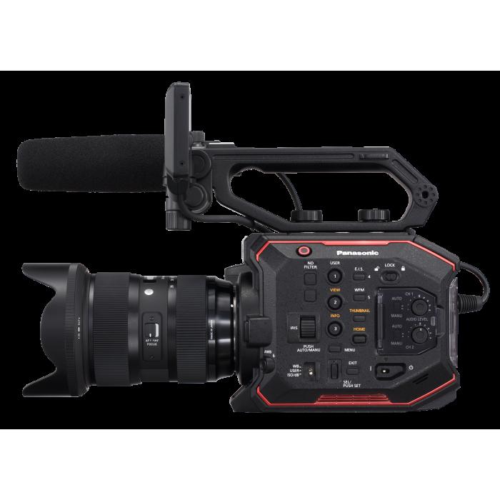 Видеокамера Panasonic AU-EVA1