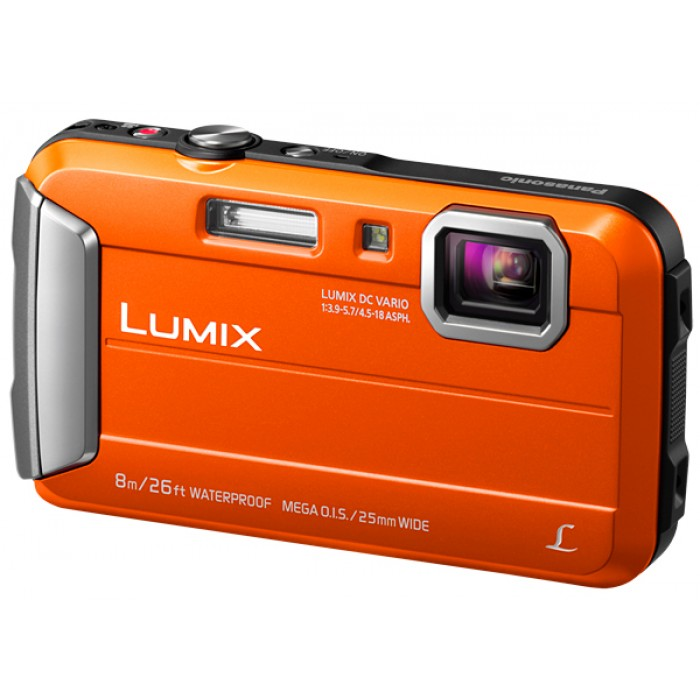 Цифровая Фотокамера Panasonic DMC-FT30EE-D