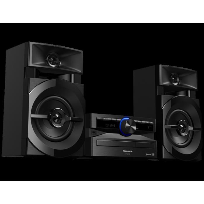 Аудиосистема Panasonic SC-UX100EE-K