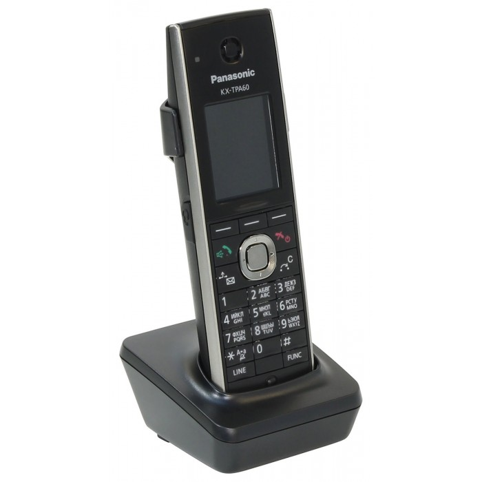 Дополнительная трубка Panasonic KX-TPA60RUB