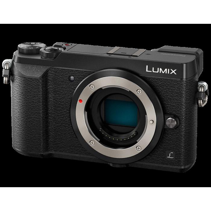 Цифровая Фотокамера Panasonic DMC-GX800 Kit 12-32mm (DC-GX800KEEK)
