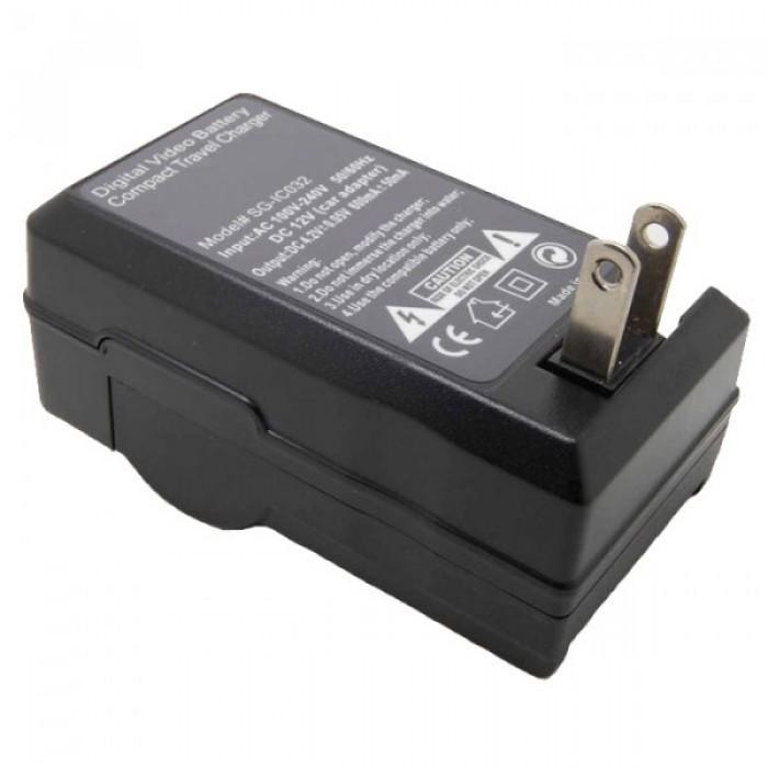 Зарядное ус-во Panasonic VW-BC10E-K для видеокамер
