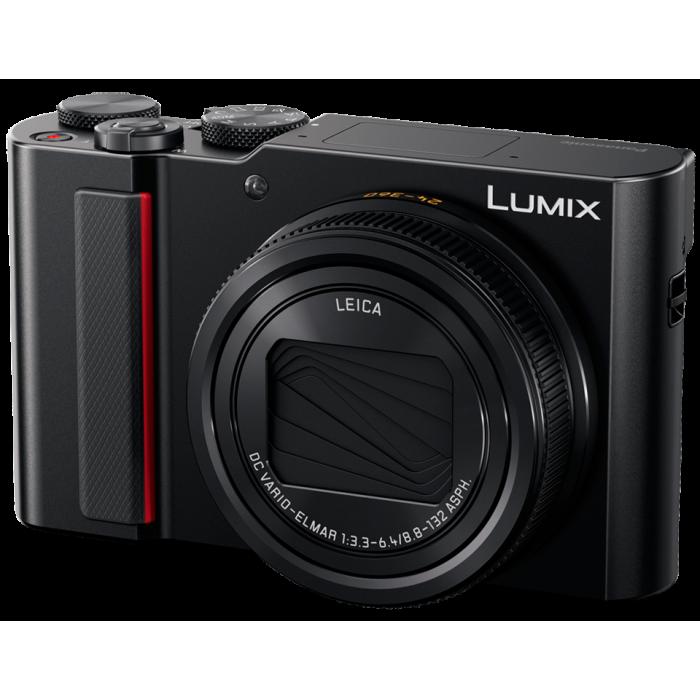 Цифровая Фотокамера Panasonic DC-TZ200EE-K Black