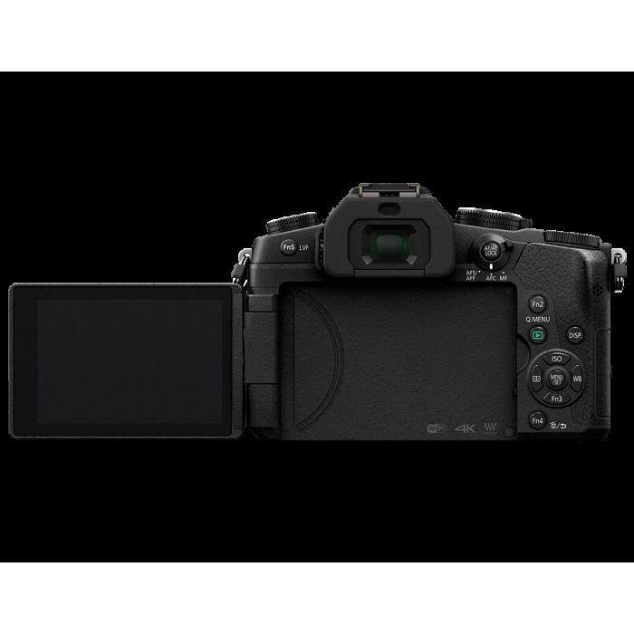 Цифровая Фотокамера Panasonic DMC-G80 Body (DMC-G80EE-K)