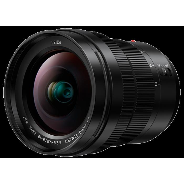 Объектив Panasonic H-E08018E Micro 4/3 Lens 8-18mm f/2.8-4 ASPH. Leica DG Vario-Elmarit