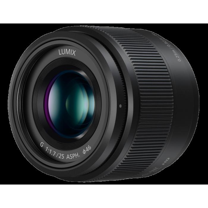 Объектив Panasonic H-H025ME-K Micro 4/3 Lens 25mm F/1.7