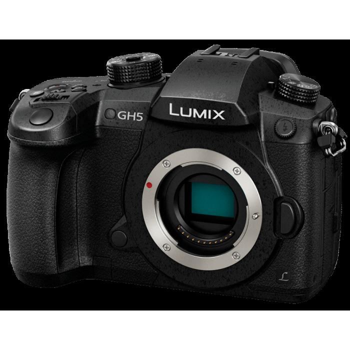Цифровая Фотокамера Panasonic DC-GH5EE-K Body